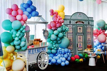 dekorasi balon murah