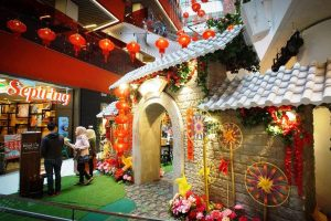 Jasa Dekorasi Mall Harga Murah