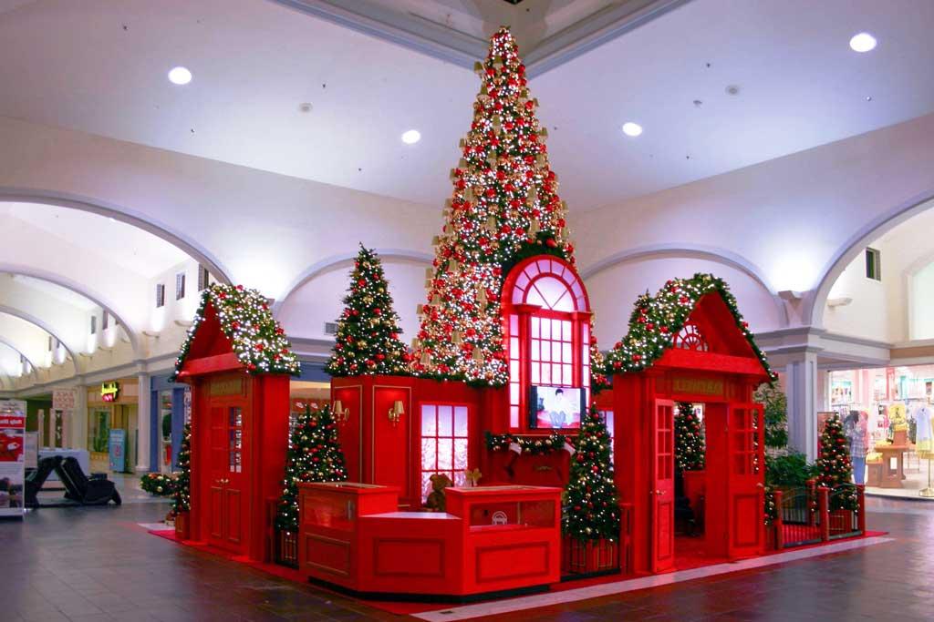 Jasa Dekorasi Natal Di Mall Hotel Gereja Dan Kantor