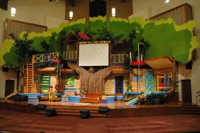 jasa dekorasi panggung