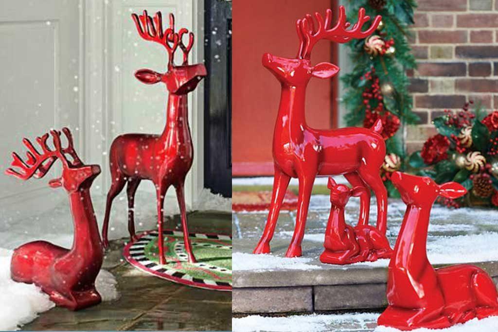 properti dekorasi patung styrofoam