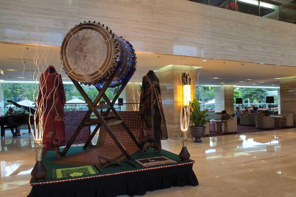 vendor Dekorasi Ramadhan di Hotel