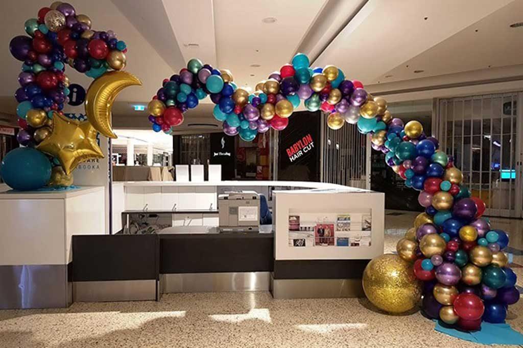 balon dekorasi ultah kantor