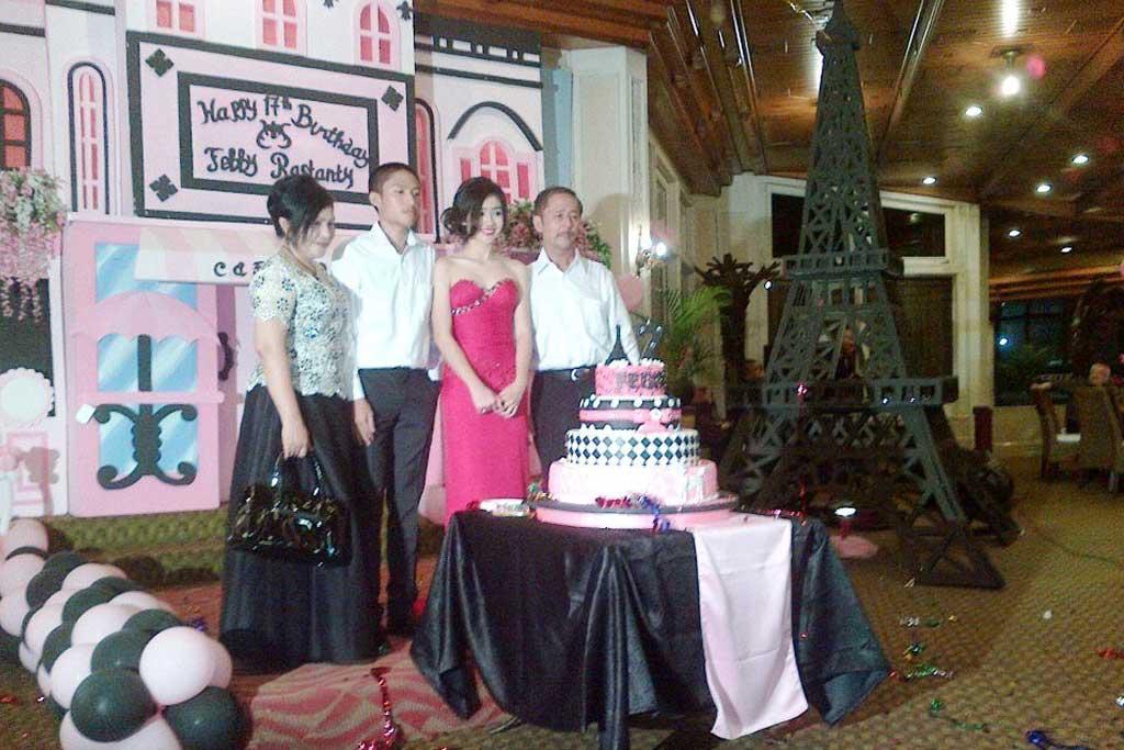 harga paket sweet seventeen event organizer