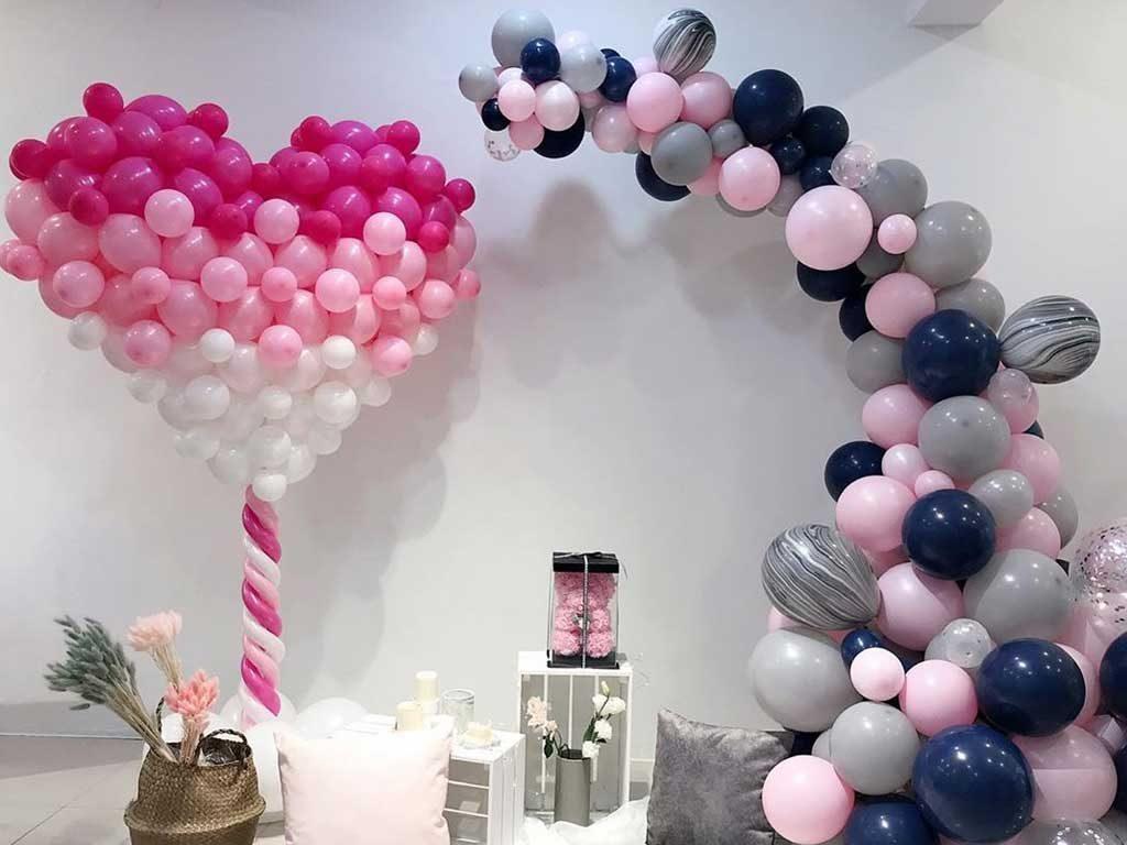 Jasa dekorasi balon ulang tahun anak remaja dan dewasa harga murah 22