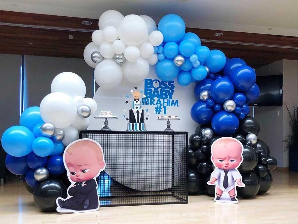 Jasa dekorasi balon ulang tahun anak remaja dan dewasa harga murah 16