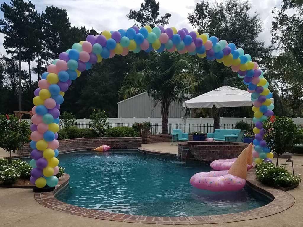 Jasa dekorasi balon ulang tahun anak remaja dan dewasa harga murah 11