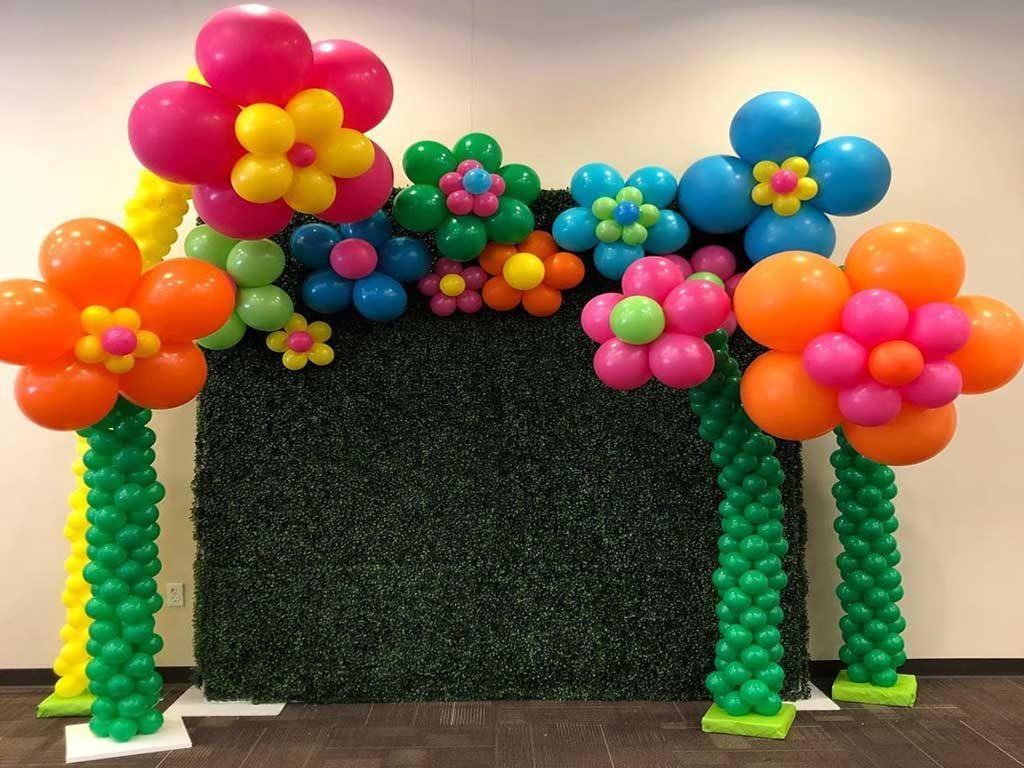 Jasa dekorasi balon ulang tahun anak remaja dan dewasa harga murah 12