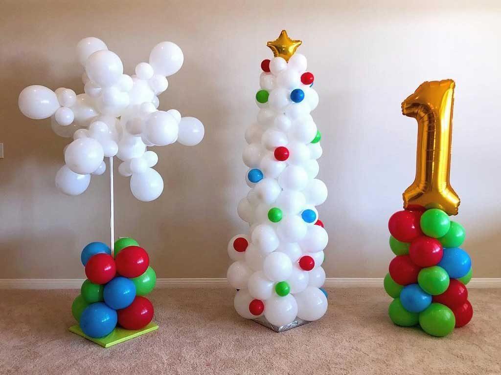 Jasa dekorasi balon ulang tahun anak remaja dan dewasa harga murah 1
