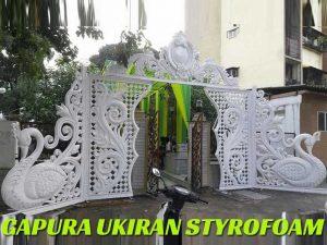 Jasa Pembuatan Ukiran Styrofoam Untuk Dekorasi