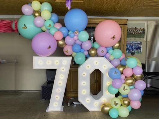 vendor dekorasi balon ulang tahun dewasa