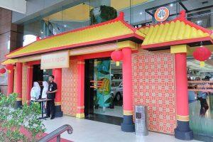 Jasa Dekorasi Imlek di Mall, Hotel cafe dan Restoran